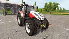 Steyr Terrus 6300 CVT v1.3 for Farming Simulator 2017