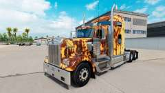 Skin Rusty on the truck Kenworth W900