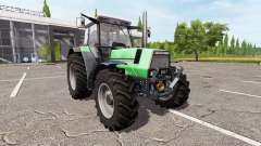 Deutz-Fahr AgroStar 6.61 faster for Farming Simulator 2017
