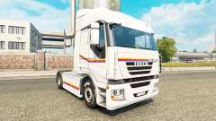 Skin Iveco Turbo tractor Iveco