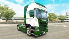 Binotto skin for Scania truck