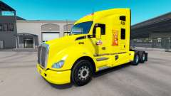 Skin Sabritas truck on Kenworth T680