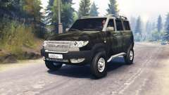 UAZ-3163 Patriot turbo v3.0