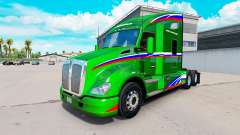 Skin Advantage on tractor Kenworth T680