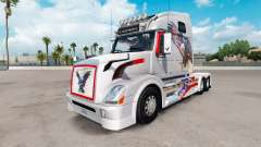 USA Eagle skin for Volvo VNL 670 truck