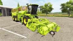 HOLMER Terra Dos T4-40 multicolor for Farming Simulator 2017