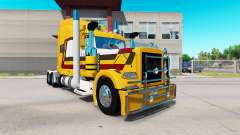 Skin Farmers Oil for the truck Peterbilt 389