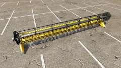 New Holland Maaibord Varifeed 35FT for Farming Simulator 2017