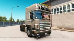 Scania 164L 580 Topline