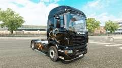 Scorpion skin for Scania truck