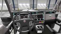 Interior Wood for Kenworth W900