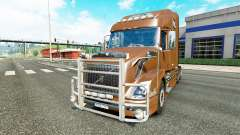 Volvo VNL 780 v2.0 for Euro Truck Simulator 2