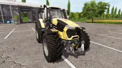 Deutz-Fahr 9310 TTV v2.0 for Farming Simulator 2017