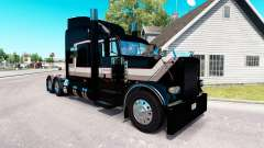 Transport skin for the truck Peterbilt 389