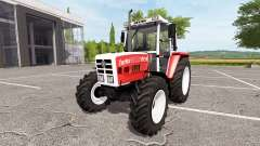 Steyr 8090A Turbo SK2 v1.5 for Farming Simulator 2017