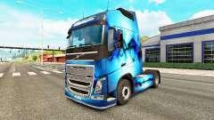 Allfons skin for Volvo truck