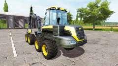 PONSSE Bear for Farming Simulator 2017