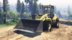 New Holland W170C v2.0 for Spin Tires