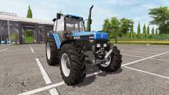 New Holland 8340 PowerStar SLE for Farming Simulator 2017