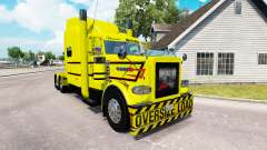 Skin Premier Heavy Haul for the truck Peterbilt