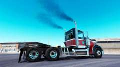 Exhaust smoke v2.6 for American Truck Simulator