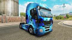 Skin Allfons on the truck Iveco