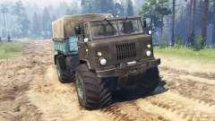 GAZ-66 Mammoth Kuzma