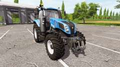 New Holland T8.435 tuning