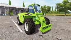 Merlo P41.7 Turbofarmer for Farming Simulator 2017