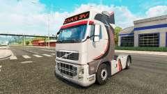 Givar BV skin for Volvo truck