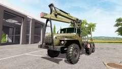 Ural-4320 truck for Farming Simulator 2017