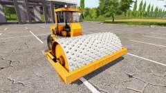 Compactor for Farming Simulator 2017