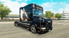 Dark Angel skin for Scania T truck for Euro Truck Simulator 2