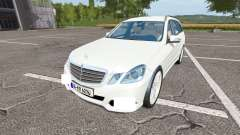 Mercedes-Benz E350 CDI Estate (S212) for Farming Simulator 2017