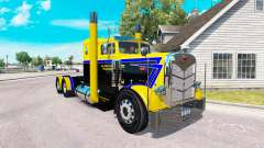 Skin Long Road Transport for truck Peterbilt 351