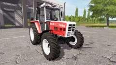 Steyr 8090A Turbo SK2 for Farming Simulator 2017