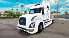 Frio Express skin for Volvo truck VNL 670