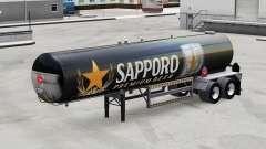 Skin Sapporo for semi-tank