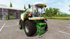 Krone BiG X 530 for Farming Simulator 2017