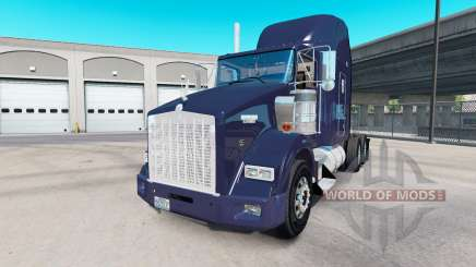 Kenworth T800 v1.1 for American Truck Simulator