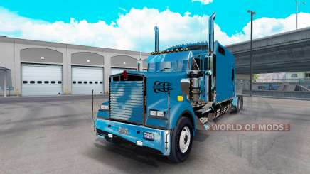 Kenworth W900B Long v1.3 for American Truck Simulator