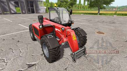 Case IH Farmlift 735 for Farming Simulator 2017