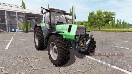 Deutz-Fahr AgroStar 6.61 faster for Farming Simulator 2017