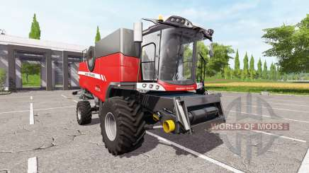 Massey Ferguson MF Delta 9380 v1.1.0.1 for Farming Simulator 2017