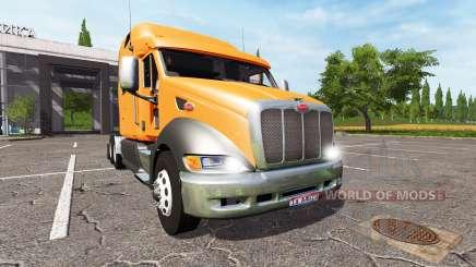 Peterbilt 587 for Farming Simulator 2017
