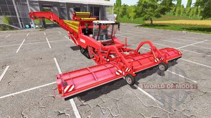 Grimme Tectron 415 v2.0 for Farming Simulator 2017