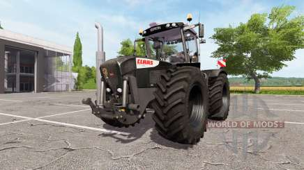 CLAAS Xerion 3800 black for Farming Simulator 2017