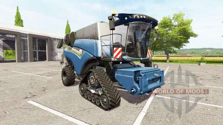 New Holland CR10.90 chassis choice for Farming Simulator 2017