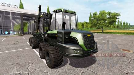 PONSSE Buffalo autoload for Farming Simulator 2017