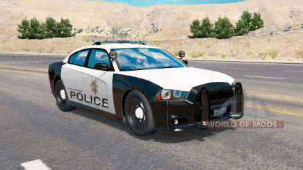 Dodge Charger Police for traffic for American Truck Simulator